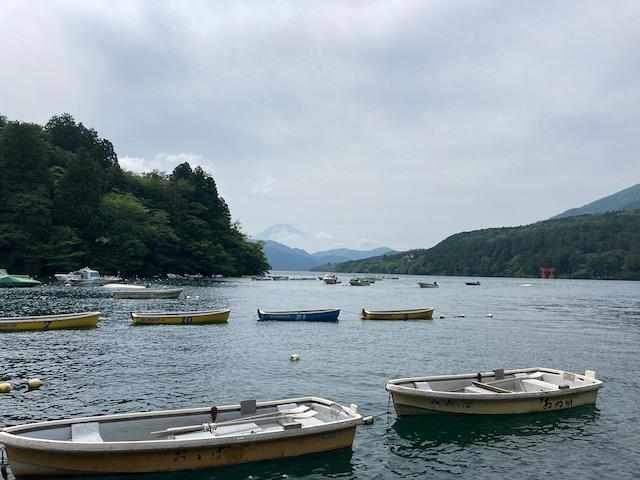 芦ノ湖 バスフィッシング